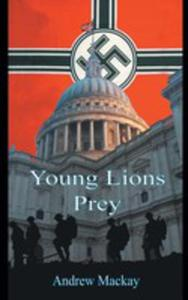 Young Lions Prey - 2852940926