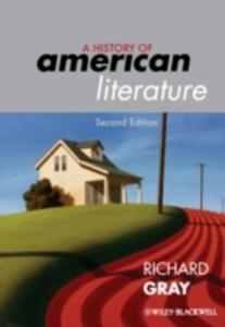 A History Of American Literature - 2839962743
