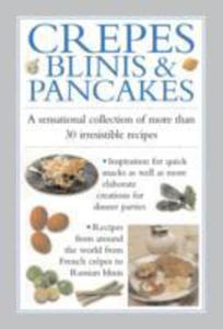 Crepes, Blinis & Pancakes - 2846024305