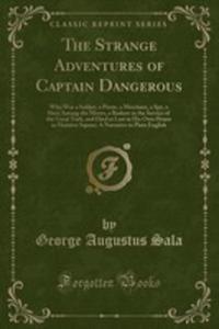 The Strange Adventures Of Captain Dangerous - 2854723192