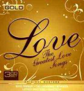 Gold - Greatest Love Songs - 2839257156