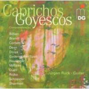 Caprichos Goyescos - 2839412305