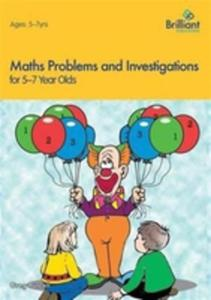 Maths Problems And Investigations, 5 - 7 Year Olds - 2839890609