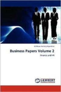 Business Papers Volume 2 - 2870669415