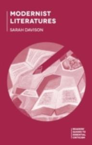 Modernist Literatures - 2845344824