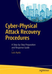 Cyber-physical Attack Recovery Procedures - 2857233912