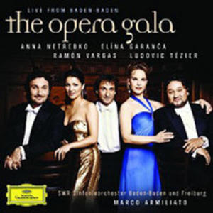 The Opera Gala - Live From Baden - Baden - 2839228134