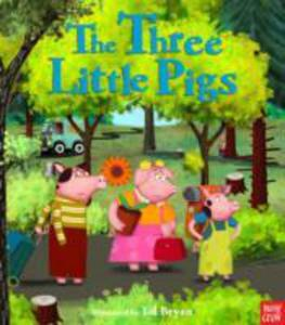 Fairy Tales: The Three Little Pigs - 2860215884