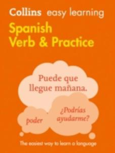 Easy Learning Spanish Verbs And Practice - 2862515189