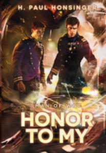 Man Of War: Honor To My (Man Of War #2) - 2840101856