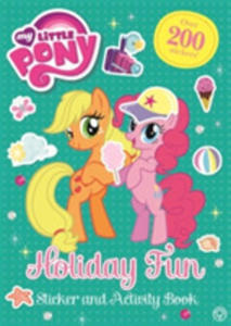 Holiday Fun Sticker And Activity Book - 2845356727