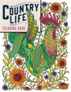 Country Life Coloring Book - 2840858627