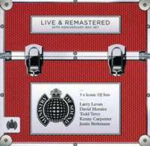 Live & Remastered: 20th Anniversary Box Set - 2839280985