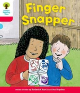 Oxford Reading Tree: Decode And Develop More A Level 4: Finger Snap - 2841708629