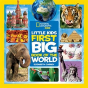 National Geographic Little Kids First Big Book Of The World - 2846039430