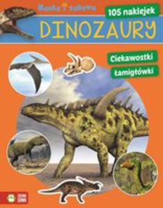 Dinozaury Nauka I Zabawa - 2840235293