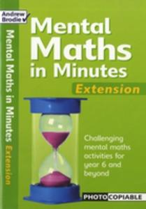 Mental Maths In Minutes - 2840126790