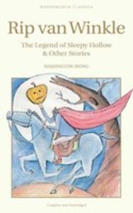 Rip Van Winkle, The Legend Of Sleepy Hollow And Other Stories - 2839990625