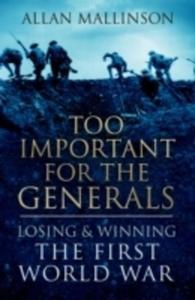 Too Important For The Generals - 2840416559