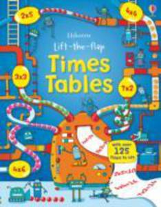 Lift The Flap Times Tables Book - 2860083474