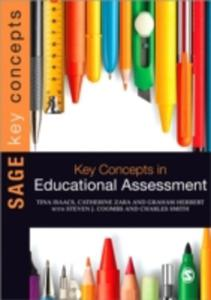 Key Concepts In Educational Assessment - 2839969787