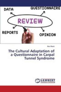 The Cultural Adaptation Of A Questionnaire In Carpal Tunnel Syndrome - 2857261346