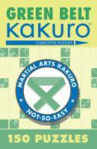 Green Belt Kakuro - 2839962407