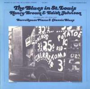 Blues In St. Louis 2: Henry Brown & Edith Johnson - 2839770264