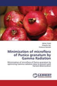 Minimization Of Microflora Of Punica Granatum By Gamma Radiation - 2860677142