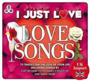 I Just Love - Love Songs - 2839445250