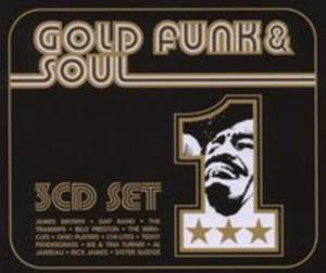 Gold Funk & Soul - 2839347144