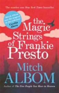 The Magic Strings Of Frankie Presto - 2845361003