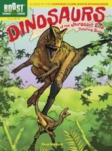 Boost Dinosaurs Of The Jurassic Era Coloring Book - 2860115636