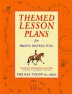 Themed Lesson Plans For Riding Instructors - 2839926621
