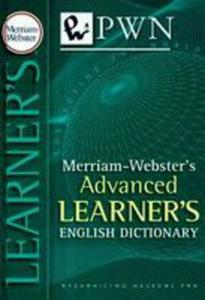 Merriam-webster's Advanced Learner's English Dictionary - 2846718601