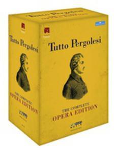 Tutto Pergolesi - The Complete Opera Edition - 2839384347