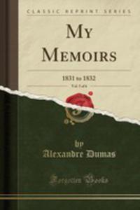 My Memoirs, Vol. 5 Of 6 - 2855769057