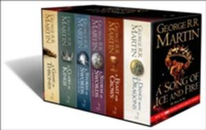 A Song Of Ice And Fire - A Game Of Thrones: The Story Continues [Export Only] - 2856594388