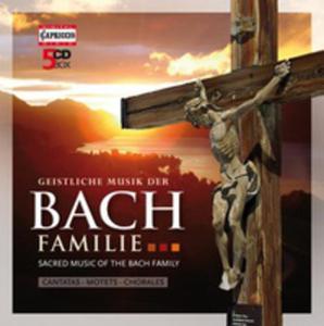 Geistliche Musik Der Bach - Familie - 2839275871