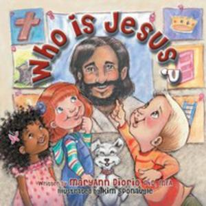 Who Is Jesus? - 2852935032