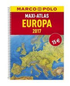 Europa Maxi-atlas 2017 - 2855426937