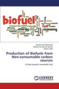 Production Of Biofuels From Non-consumable Carbon Sources - 2857255326