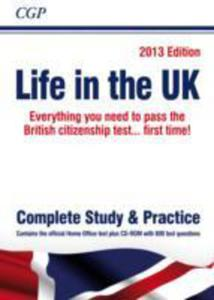 Life In The Uk Test - Study And Practice - 2839921682