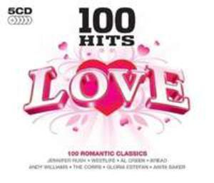 100 Hits Love - 2840093608