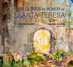 Melologos En Honor De Santa Teresa (Dig) - 2845355136
