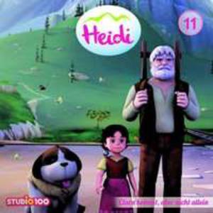 Heidi-11: Clara Kommt, - 2842402031