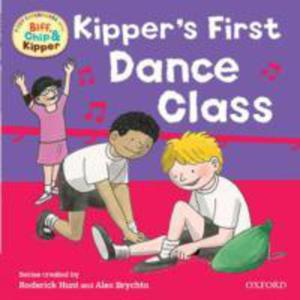 Oxford Reading Tree: Read With Biff, Chip & Kipper First Experiences Kipper's First Dance Class - 2874181290