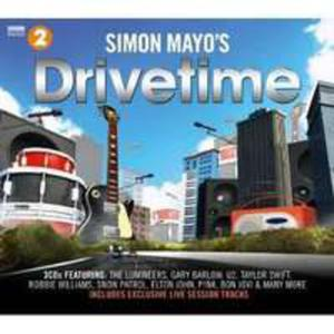 Simon Mayo Drive Time - 2839610041