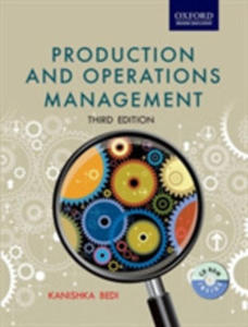 Production And Operations Management - 2852842649