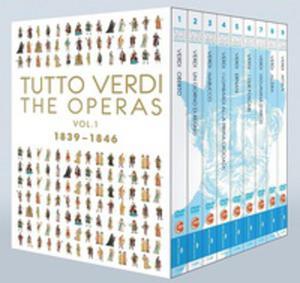 Tutto Verdi - The Operas Vol. 1, 1839 - 1846 - 2870127252
